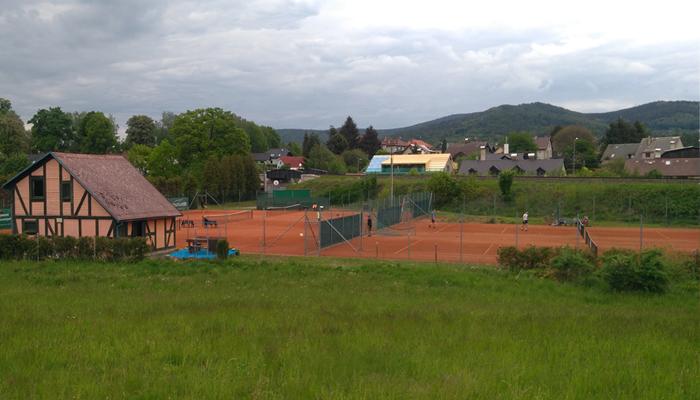 Tenisový areál TJ Start Liberec - Krásná Studánka